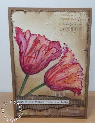 Grote Tulpen Geralda Jansen