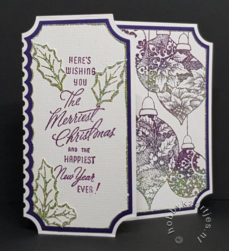 Merriest Wish van Stampendous