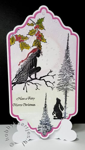 Fairy Fir Tree, Raven en Whimsical Hares