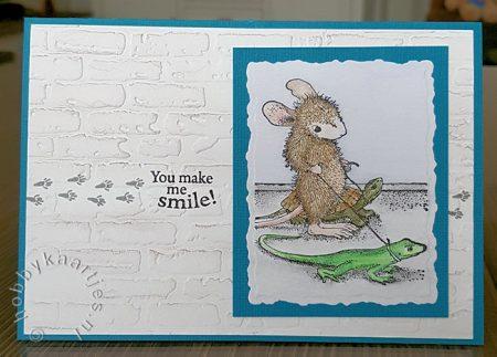 House Mouse - Reptile Walk
