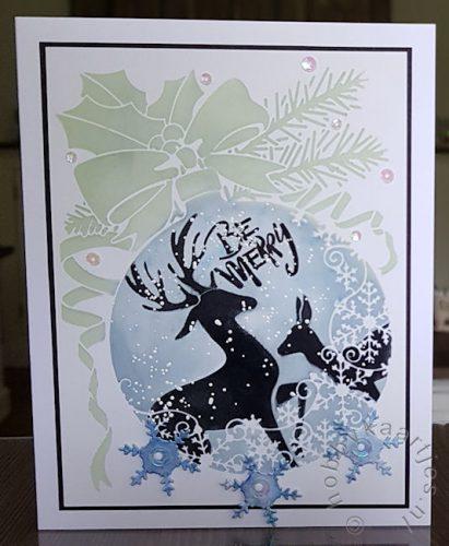 Sweet Poppy - Deer