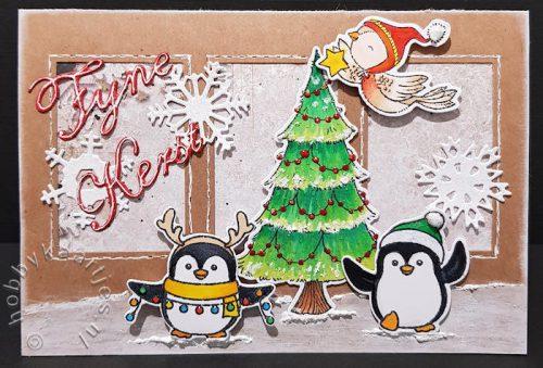 Sunny Studio - Penguin Pals