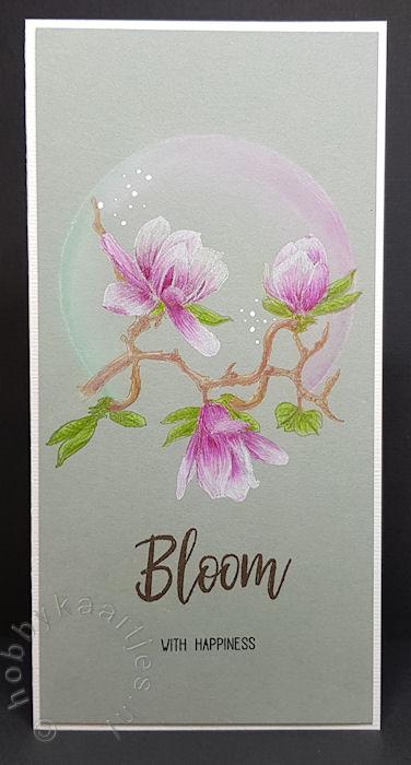 Lesia Zgharda Magnolia Blossom